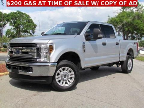 2018 Ford F-250 Super Duty for sale in Tampa, FL