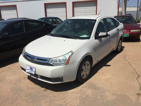 2009 Ford Focus for sale in Anadarko, OK