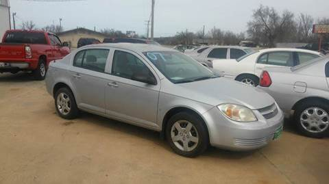 2007 Chevrolet Cobalt for sale at 4 B CAR CORNER in Anadarko OK
