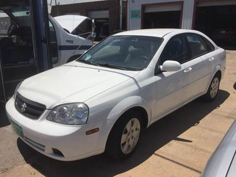 2008 Suzuki Forenza for sale at 4 B CAR CORNER in Anadarko OK