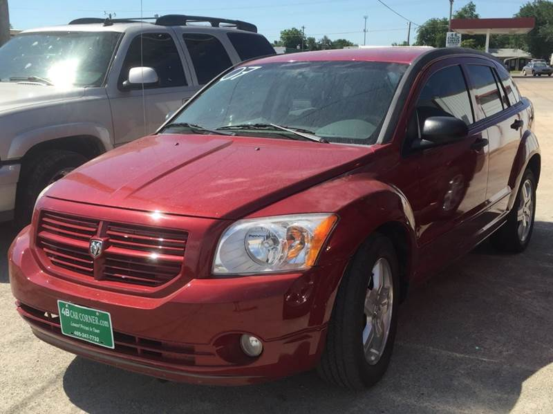 2007 Dodge Caliber for sale at 4 B CAR CORNER in Anadarko OK
