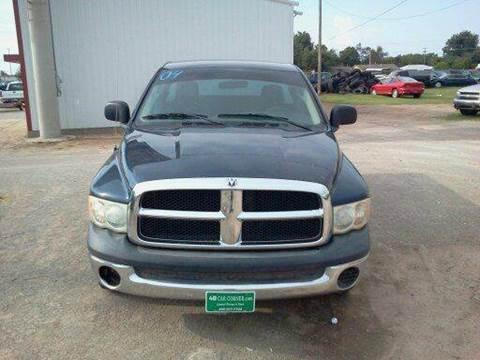 2004 Dodge Ram Pickup 1500 for sale at 4 B CAR CORNER in Anadarko OK