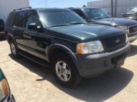 2004 Ford Explorer for sale at 4 B CAR CORNER in Anadarko OK