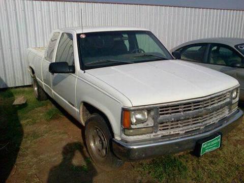 1998 Chevrolet C/K 1500 Series for sale at 4 B CAR CORNER in Anadarko OK