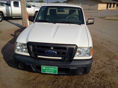 2011 Ford Ranger for sale at 4 B CAR CORNER in Anadarko OK