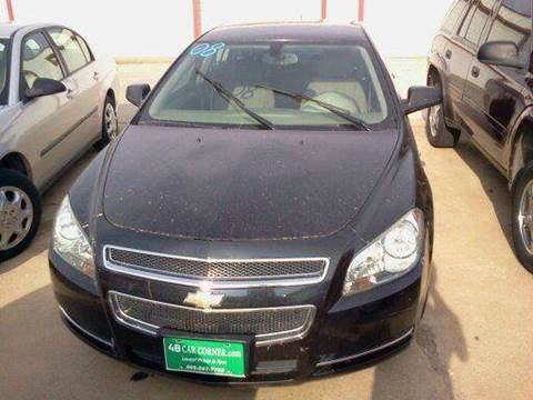 2008 Chevrolet Malibu for sale at 4 B CAR CORNER in Anadarko OK