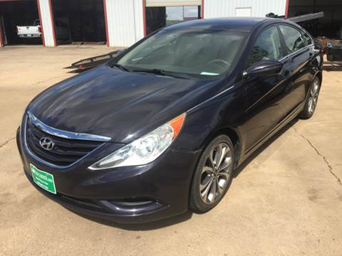 2011 Hyundai Sonata for sale at 4 B CAR CORNER in Anadarko OK