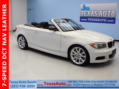 2012 BMW 1 Series for sale in Houston, TX