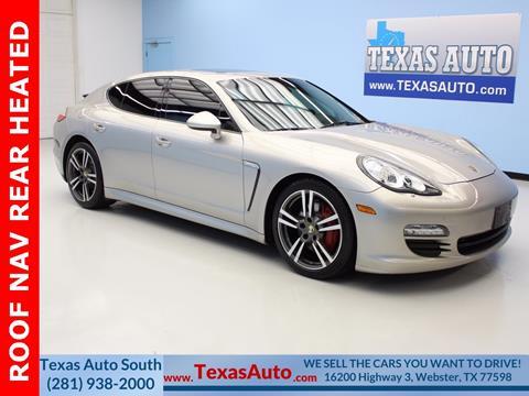2012 Porsche Panamera for sale in Houston, TX