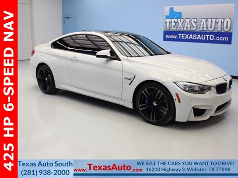 2015 BMW M4 for sale in Houston, TX