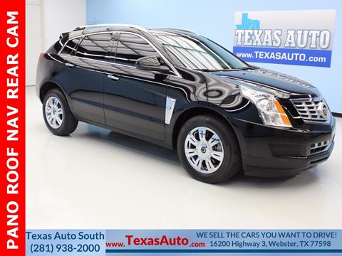 2016 Cadillac SRX for sale in Houston, TX