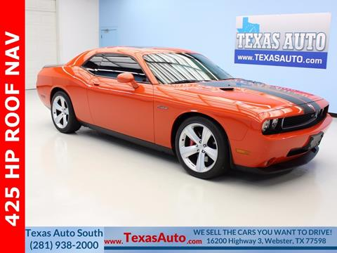 2008 Dodge Challenger for sale in Houston, TX