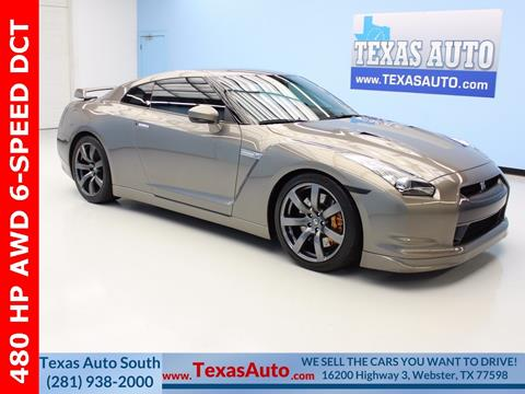 2009 Nissan GT-R for sale in Houston, TX