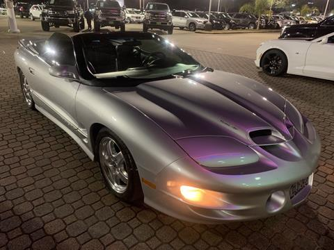 2002 Pontiac Firebird for sale in Houston, TX