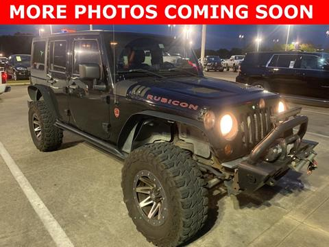 2011 Jeep Wrangler Unlimited for sale in Houston, TX