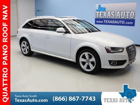 2015 Audi Allroad for sale in Houston, TX