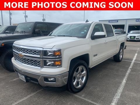 2015 Chevrolet Silverado 1500 for sale in Houston, TX