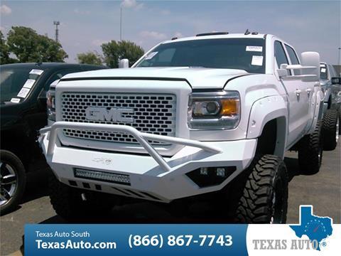 2015 GMC Sierra 2500HD for sale in Houston, TX