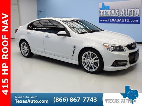 2014 Chevrolet SS for sale in Houston, TX
