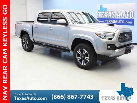 2018 Toyota Tacoma for sale in Houston, TX