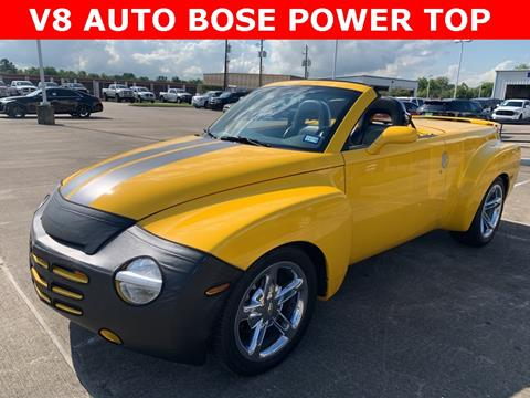 2005 Chevrolet SSR for sale in Houston, TX