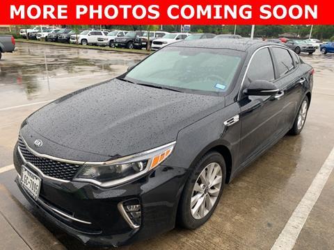 2018 Kia Optima for sale in Houston, TX