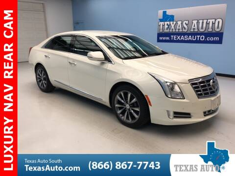 2013 Cadillac XTS Luxury Collection for sale at Texas Auto South in Houston TX