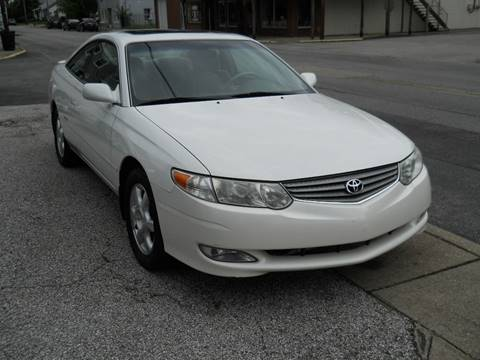 2002 Toyota Camry Solara for sale in New Richmond, OH