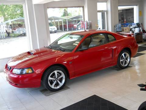 2002 Ford Mustang for sale in New Richmond, OH