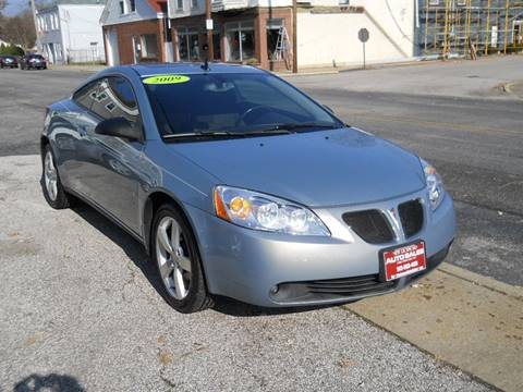 2009 Pontiac G6 for sale in New Richmond, OH