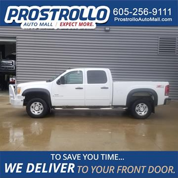 2009 GMC Sierra 2500HD for sale in Madison, SD
