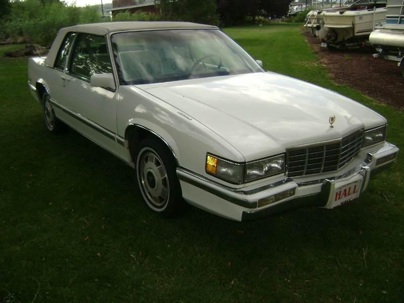 1991 Cadillac DeVille Base 2dr STD Coupe - Redmond OR