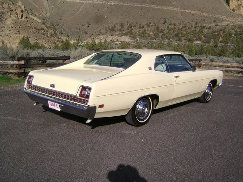 1969 Ford Galaxie 500XL XL FAST BACK - Redmond OR
