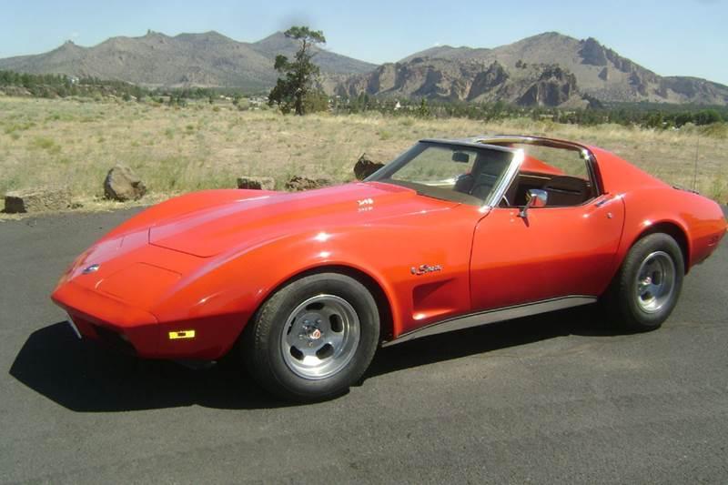 1974 Chevrolet Corvette L82 STINGRAY - Redmond OR
