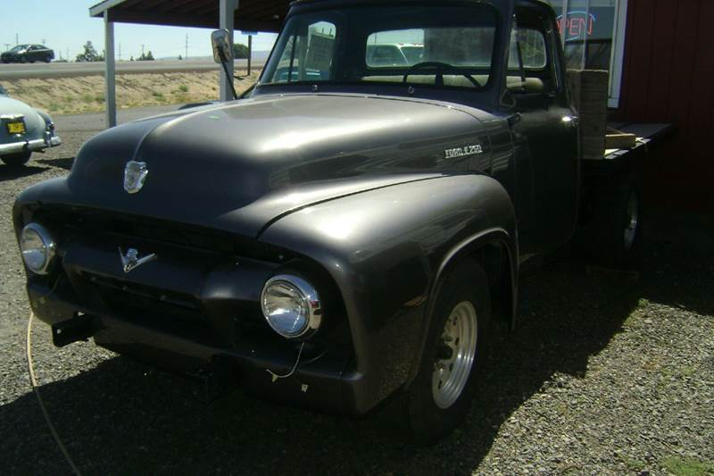 1954 Ford F-250 2500 FLAT BED  - Redmond OR
