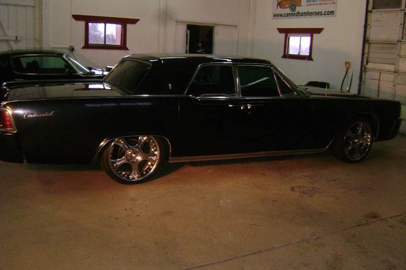 1963 Lincoln Continental 4DR - Redmond OR