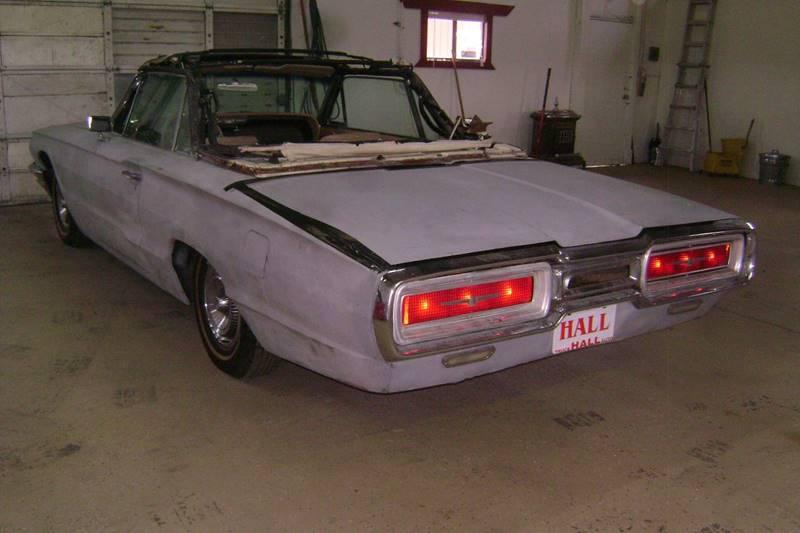 1964 Ford Thunderbird CONVERTIBLE - Redmond OR
