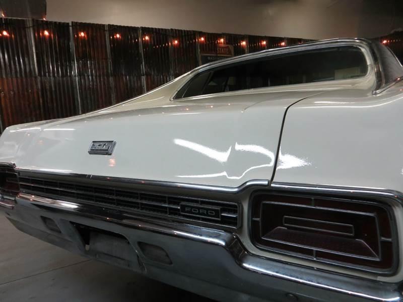1970 Ford Galaxie XL Fastback - Redmond OR
