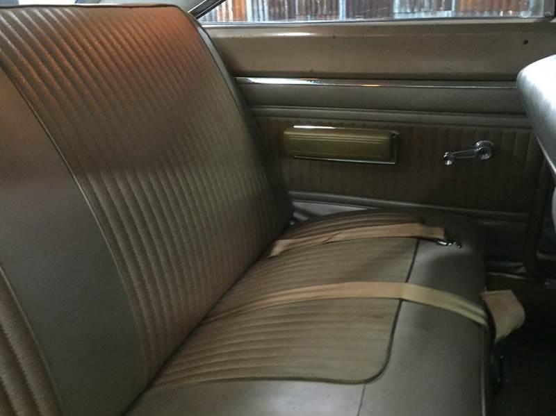 1966 Plymouth Belvedere II - Redmond OR