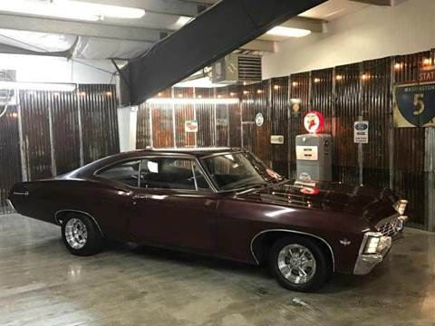 1967 Chevrolet Impala for sale at Cool Classic Rides in Redmond OR
