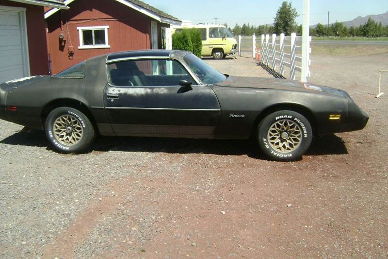 1979 Pontiac Firebird formula SC Sport coupe T-TOP - Redmond OR