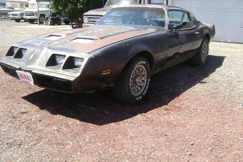 1979 Pontiac Firebird formula SC