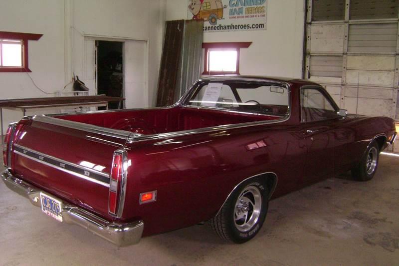 1970 Ford Ranchero Ranchero 500 - Redmond OR