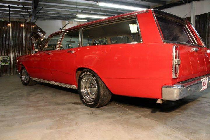 1966 Ford COUNTRY SEDAN CS Wagon - Redmond OR