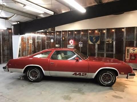1977 Oldsmobile 442 Cutlass