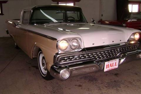 1959 Ford Ranchero longhorn for sale in Redmond, OR
