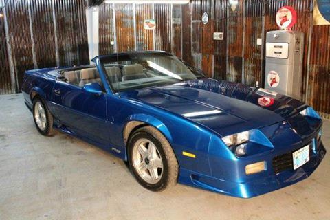 1992 Chevrolet Camaro for sale in Redmond, OR