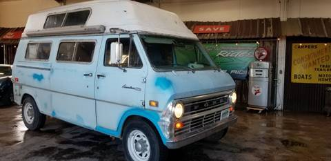 1973 Ford E-300 Custom for sale in Redmond, OR