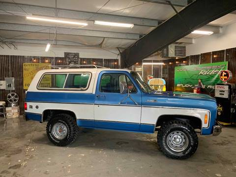 1977 GMC Jimmy for sale in Redmond, OR