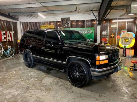 1999 GMC Yukon for sale at Cool Classic Rides in Redmond OR